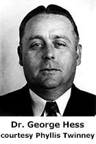 Dr. George Hess